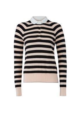 Gabbe Stripe Sweater by Joie