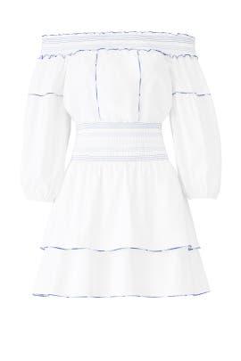 Kara Blouson Dress by Parker