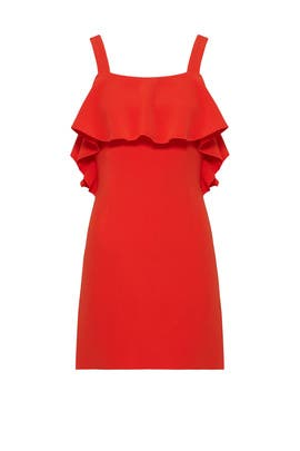 Coral Weyford Dress by Rachel Zoe