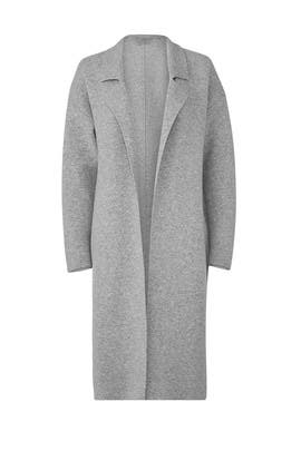 Elephant Long Coat by BROWN ALLAN