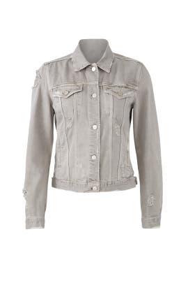 Pale Ash Slim Jacket by J BRAND