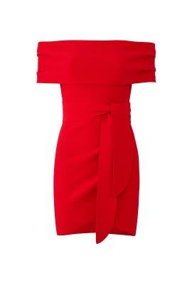 Red Marvellous Dress by Bec & Bridge