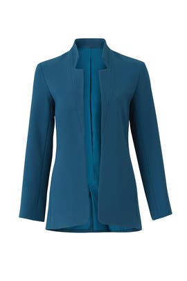 Teal Clarkson Blazer by Of Mercer
