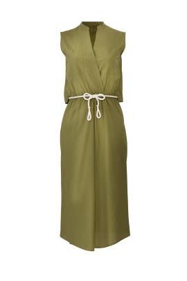 Cedar Utility Dress by VINCE.