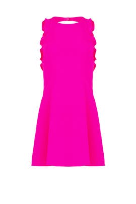 Fuchsia Ellaria Dress by Jay Godfrey