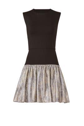 Sliver Spark Dress by Slate & Willow
