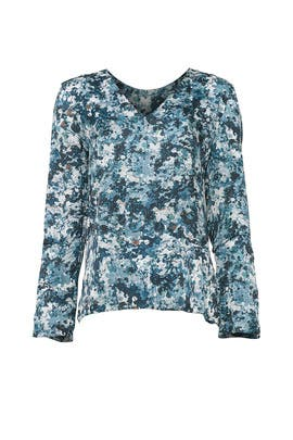 Blue Livvy Top by Waverly Grey