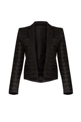 Sparkle Puma Blazer by The Kooples
