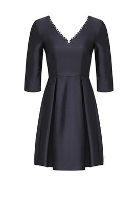 Navy Rue Marine Dress by Paper Crown