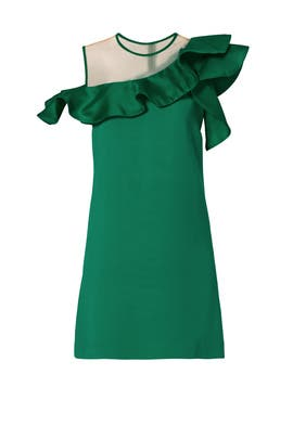 Emerald Viera Dress by nha khanh