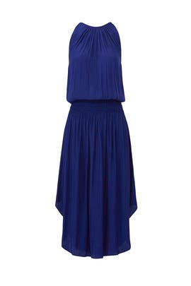 Blue Audrey Dress by Ramy Brook