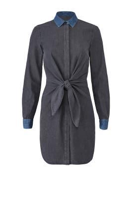 Grey Denim Picnic Dress by Bailey 44