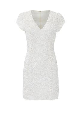 White Serena Dress by Parker