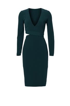 Green Riscal Sheath by STYLESTALKER