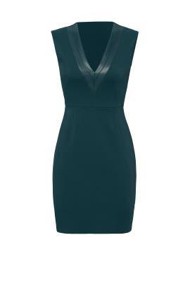 Evergreen Arrowneck Dress by Bailey 44