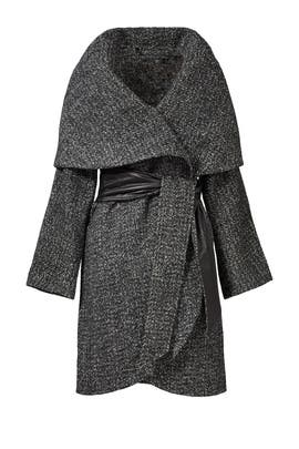 Sloan Coat by Badgley Mischka