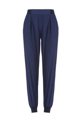 Navy Markie Pants by Ramy Brook