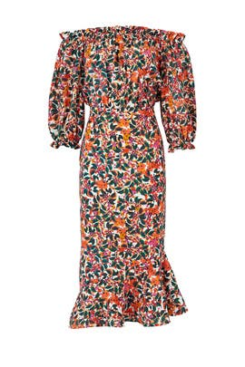 Floral Grace Dress by SALONI