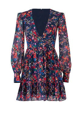 Floral Pia Dress by SALONI