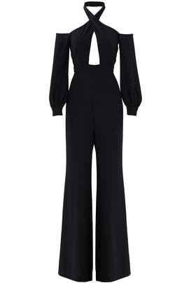 Cold Shoulder Jumpsuit by Jill Jill Stuart