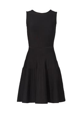 Black Power Stretch Ballet Dress by Pink Tartan
