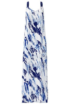 Printed Etta Maxi Dress by Waverly Grey