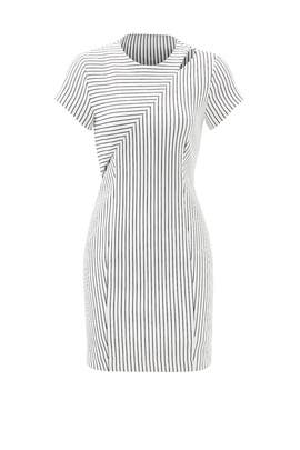 Raina Stripe Sheath by 1 by O2nd