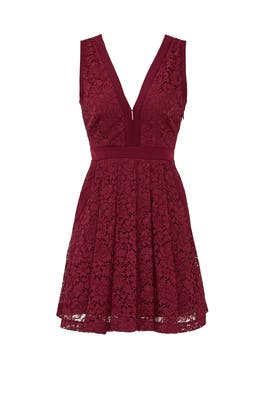 Cranberry Crush Dress by Free People
