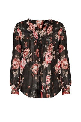 Floral Meadows Top by Joie
