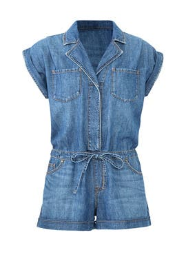 Scout Denim Romper by Sanctuary