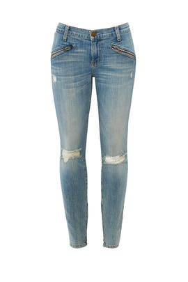 Silverlake Zip Jeans by Current/Elliott