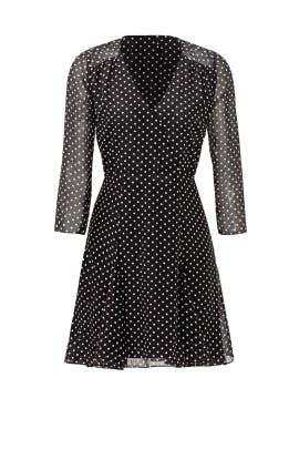 Black Brighton Dress by ERIN erin fetherston