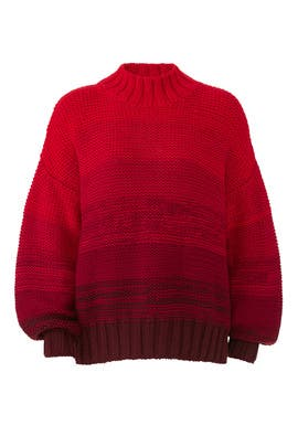 Reve Degrade Pullover by Elizabeth and James