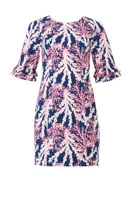 Fiesta Printed Dress by Lilly Pulitzer