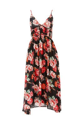 Floral Marissa Dress by ASTR