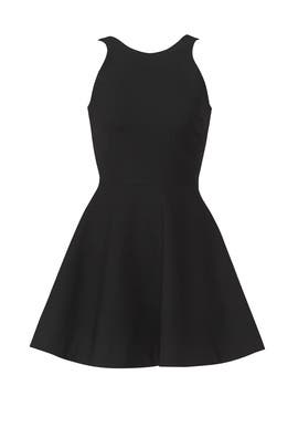 Black Britt Dress by Elizabeth and James