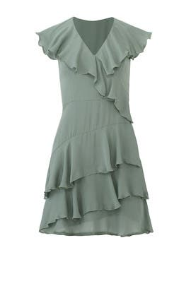 Green Dorothy Dress by Parker