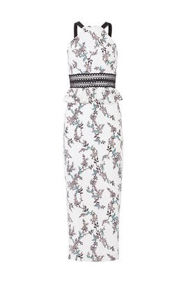 Floral Kaylene Dress by STYLESTALKER