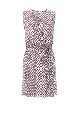 Printed Anna Dress by Waverly Grey
