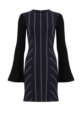 Ribbed Godet Dress by Derek Lam 10 Crosby