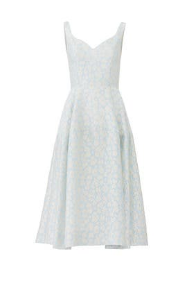 Blue Bonnie Dress by Jill Jill Stuart