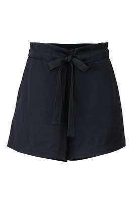 Black Jude Shorts by A.L.C.