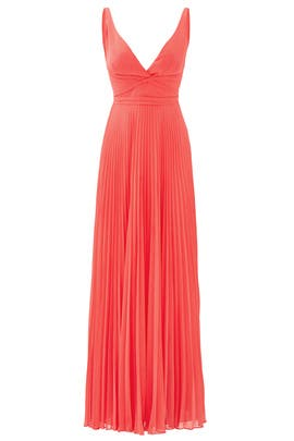 Coral Hudson Gown by Laundry by Shelli Segal