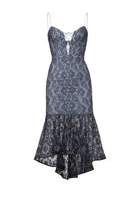 Electra Lace Dress by Nicholas
