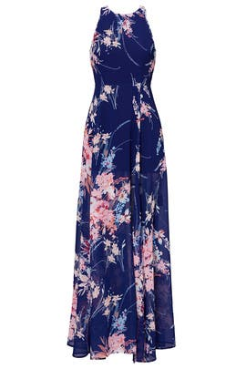 Botanical Dream Maxi by Yumi Kim