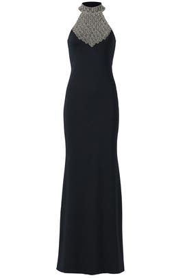 Black Kyler Gown by Parker