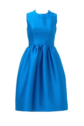 Cobalt Tea Time Dress by DSQUARED2