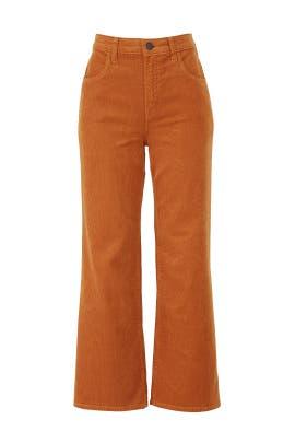 Joan Wide Leg Corduroy Jeans by J BRAND
