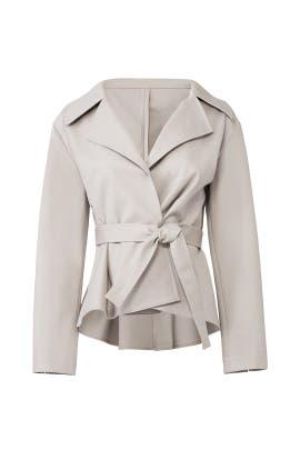 Slate Grey Jacket by Jil Sander Navy