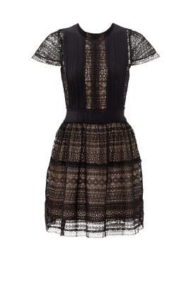 Black Reagan Dress by Marissa Webb